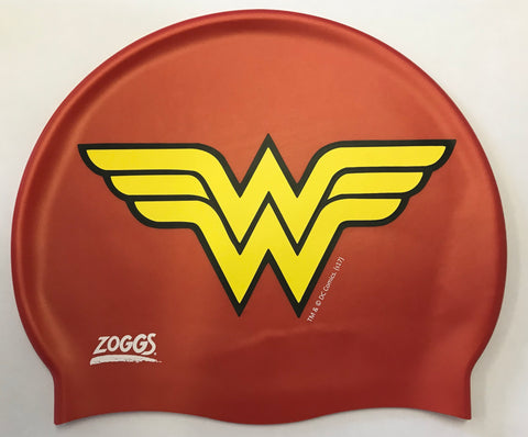 DC Wonder women swimming cap