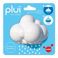 Plui cloud and brush set