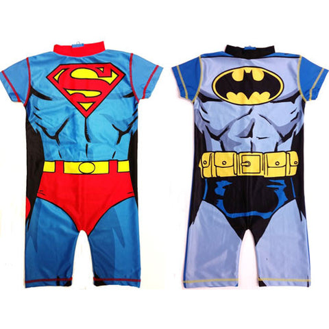 Batman swim suit