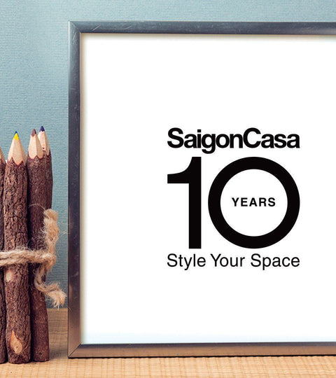 SaigonCasa 10 years style your space