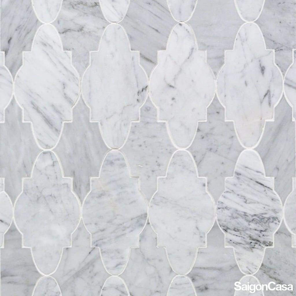 Đá Marble Arabesque Mix