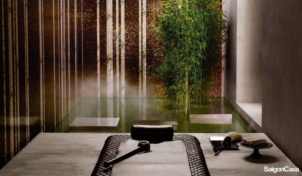 Bisazza Bamboo Black