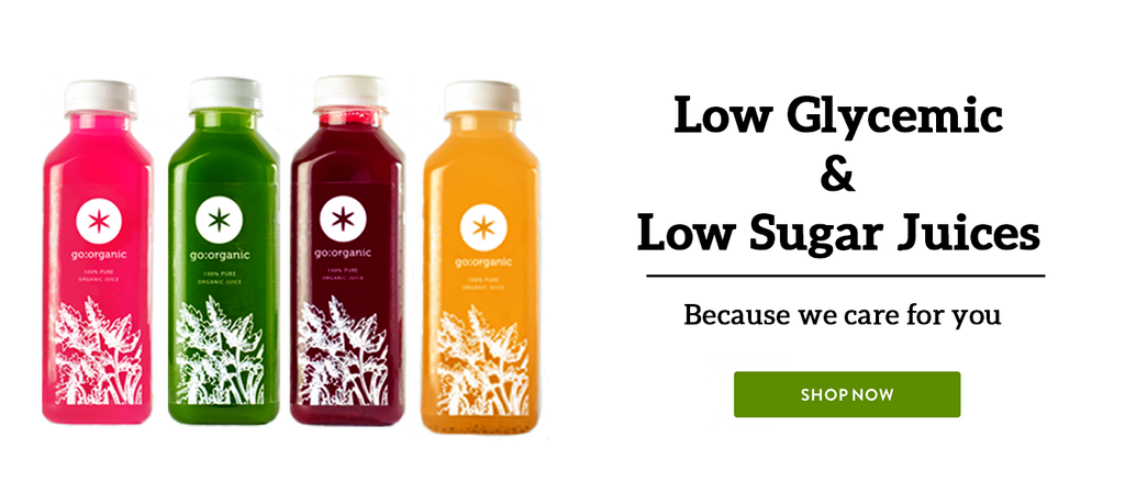 Low Glycemic Juices