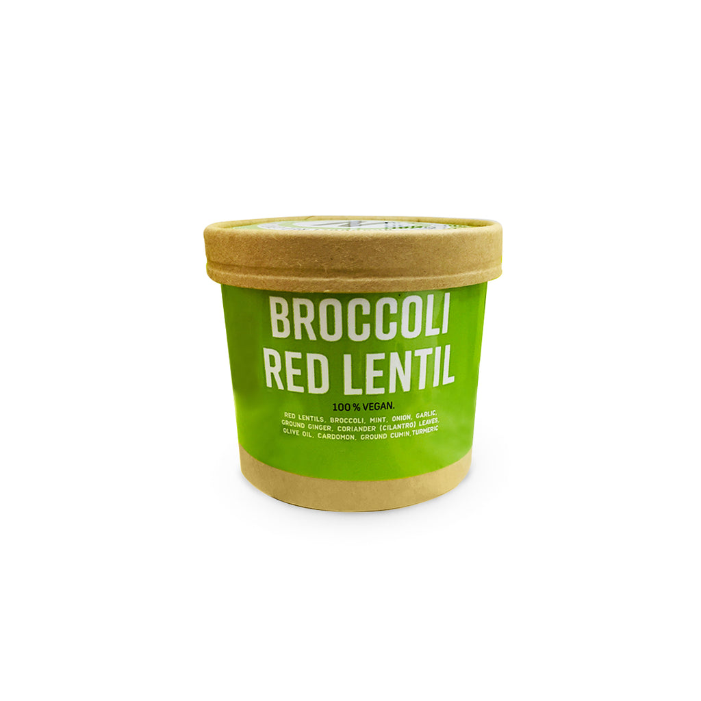 Broccoli Red Lentil