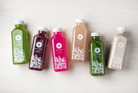 GoOrganic ME-Refresh Cleanse