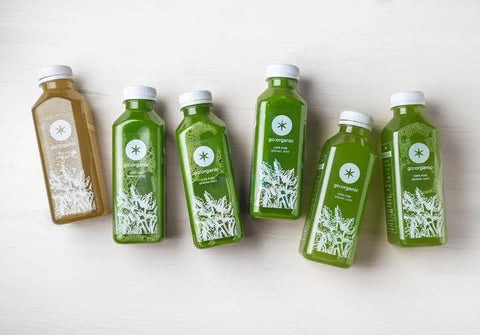 GoOrganic ME-Super green cleanse