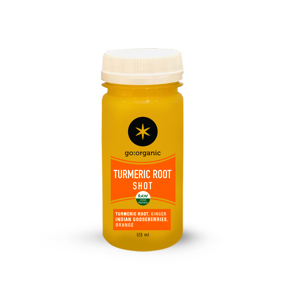 Turmeric Root Shot