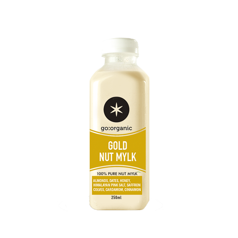 Gold Nut Milk