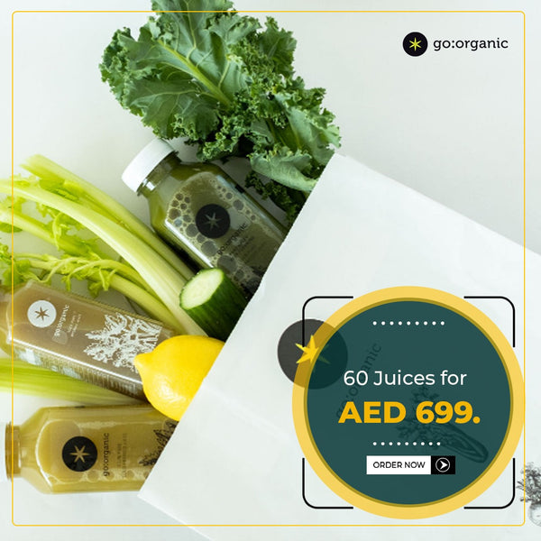 60 Juices for Aed 699