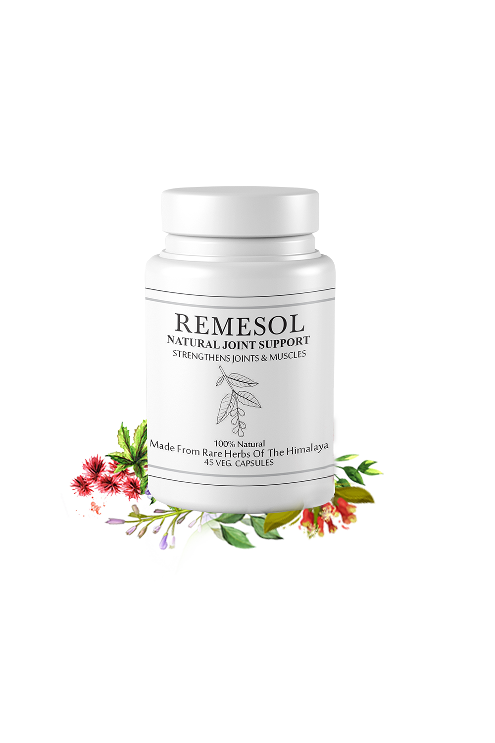 Remesol Natural Joint Support Formula
