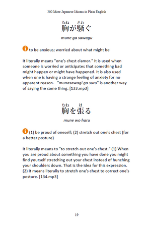 200 More Japanese Idioms in Plain English [Digital Download] - The Japan Shop