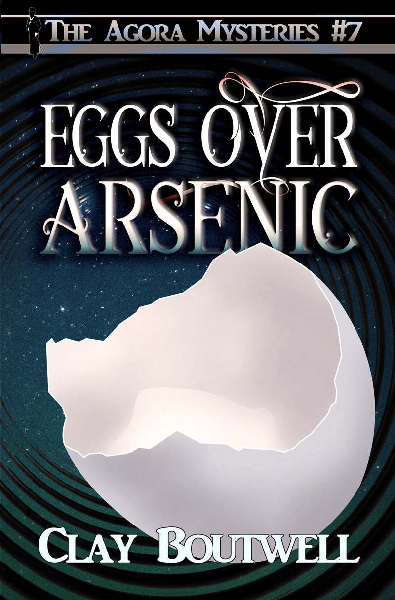 Eggs over Arsenic | The Agora Mystery Series Book 7 [eBook + Audiobook Instant Download] - The Japan Shop