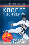 Karate Vocabulary: Handbook of 300 Essential Japanese Terms - The Japan Shop