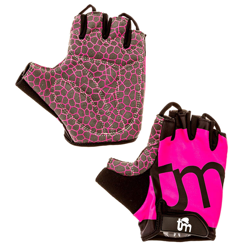 Touch of Megumi Women's Gym Gloves for Workout, Crossfit, Biking, Weight Training, Cycling, Powerlifting, and all-around Exercise [1 Pair]