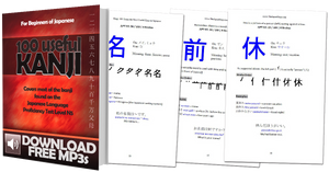 Kanji 100: Learn the Most Useful Kanji in Japanese - The Japan Shop