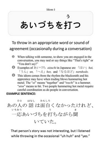 101 Common Japanese Idioms in Plain English [Digital Download] - The Japan Shop