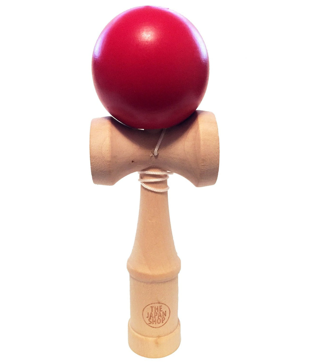 The Japan Shop Full-Sized Kendama Wooden Traditional Japanese Toy - The Japan Shop