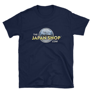 The Official TheJapanShop.com Short-Sleeve Unisex T-Shirt