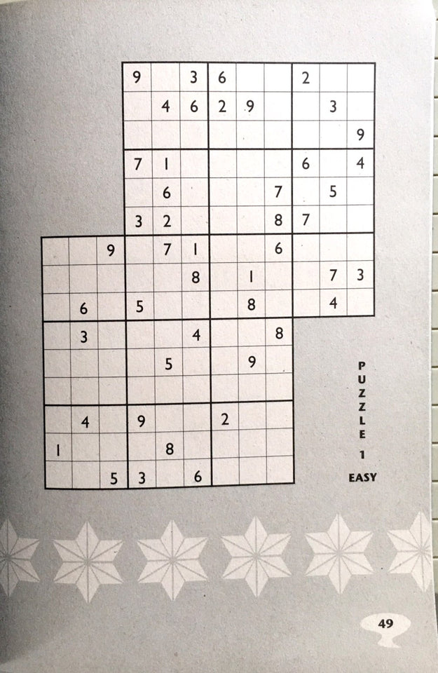 The Manga Guide To Double Sudoku: The Original Double Sudoku Book! - The Japan Shop