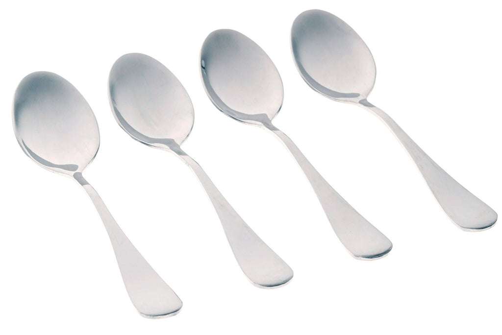 Seikei Dessert Tea Spoon Bistro Short Table Spoons, 5.5-Inch - The Japan Shop
