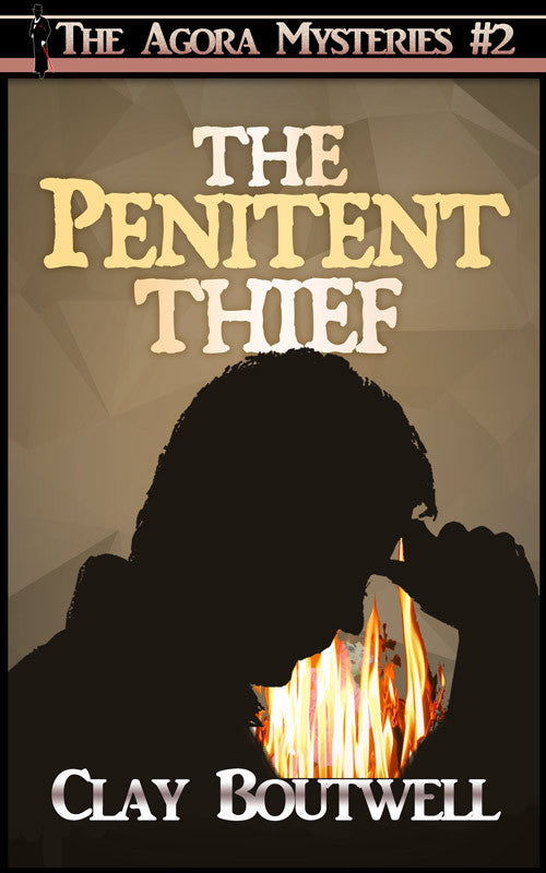 The Penitent Thief (The Agora Mystery Series Book 2) - The Japan Shop