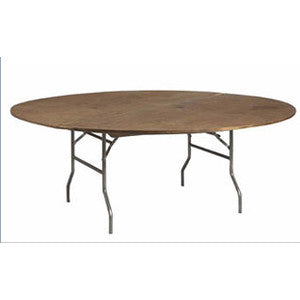"84"" Round Table"