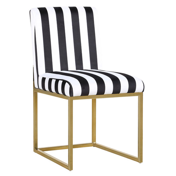 Stripe Mime Chair