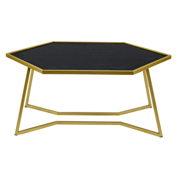 Deco Geometric Coffee Table