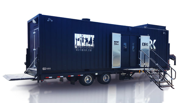 32' Dishwashing Trailer