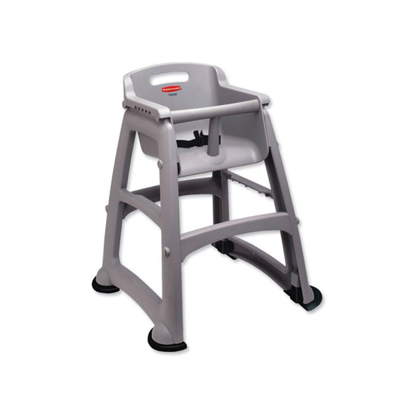Grey Resin High Chair