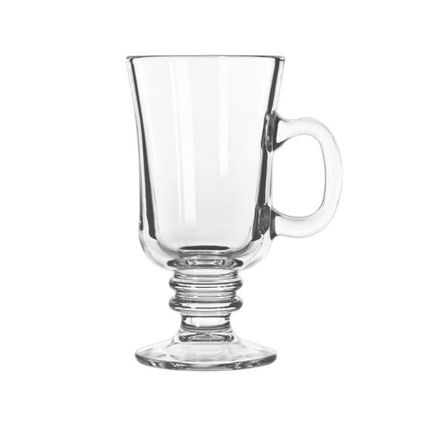 Irish Coffee Mug 8oz Glass