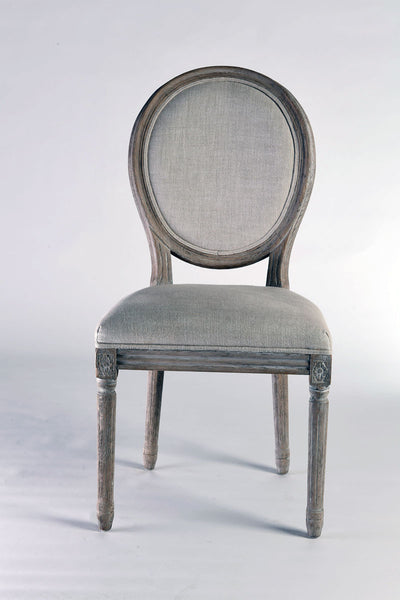 King Louis Upholstered Chair