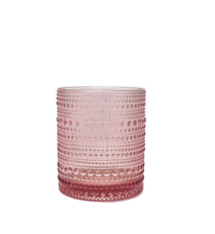 Juniper Pink 10oz Glass