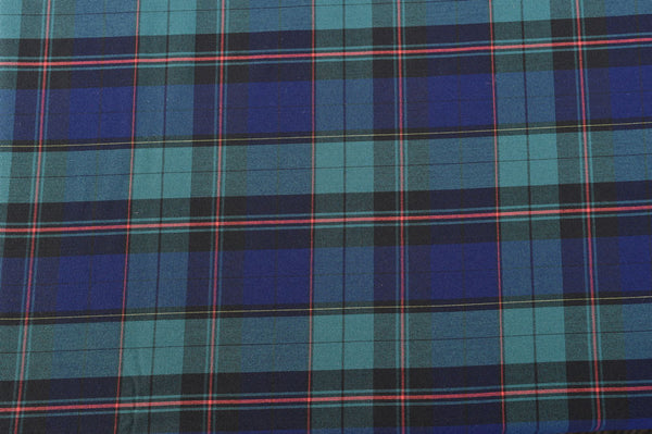 Scottish Plaid Tablecloth