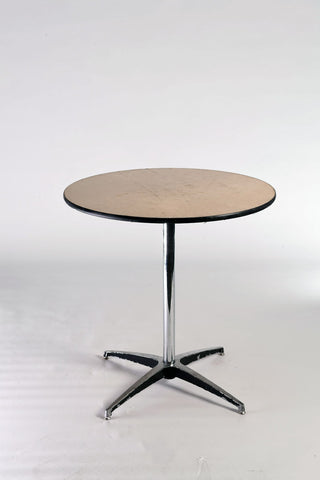 Short Round Cocktail Table