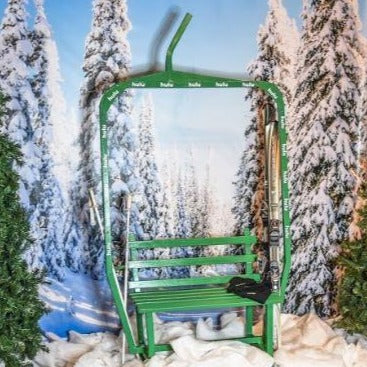 Ski Chair Prop