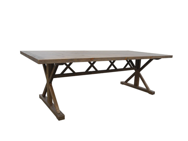 "Farm ""Mayflower"" 8'x48"" Table"
