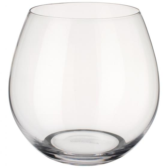 Stemless Red Wine 19oz Glass