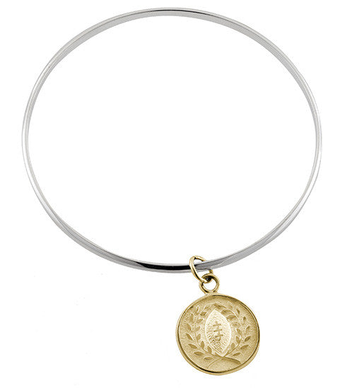 NFF Bangle Bracelet, 10KY