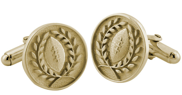 NFF Cufflinks, Gold Plated