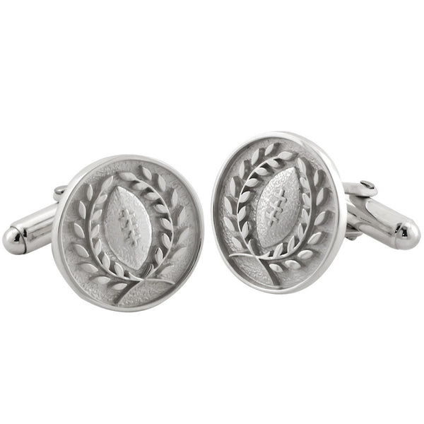 NFF Cufflinks, Sterling Silver