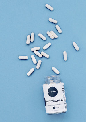 Multivitamins (BBE date Nov 2018)