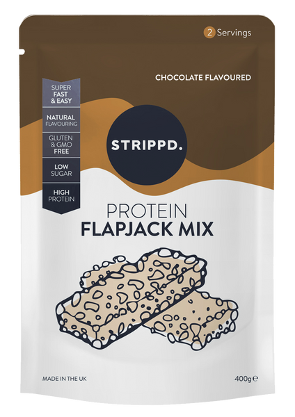 Protein Flapjack Mix - Chocolate