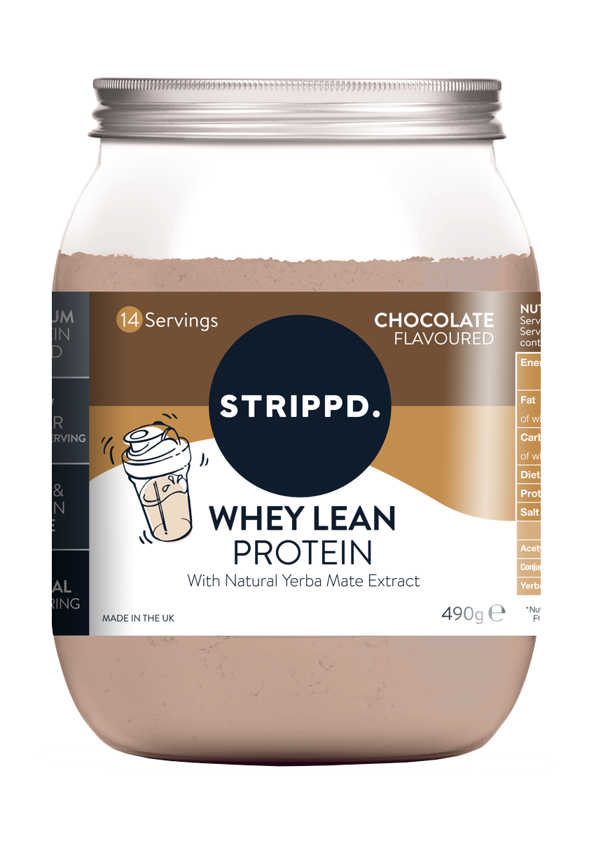 WHEY Lean Shake & Glow Bundle - Chocolate