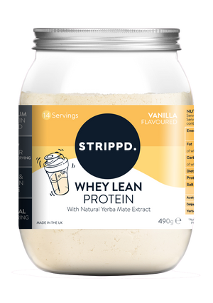 WHEY Lean Bundle - Vanilla
