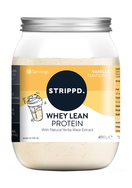 WHEY Lean Protein Powder - Vanilla