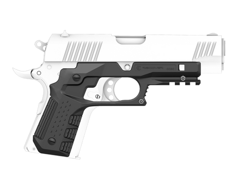 cc3c 1911 compact grip and rail system rail adapter