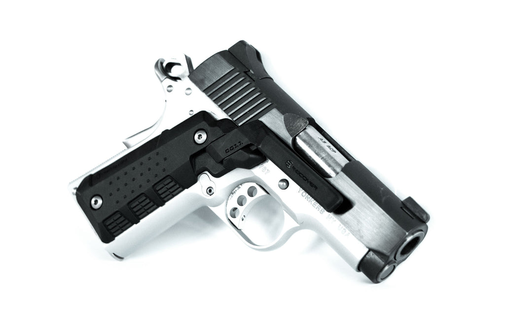 1911 Belt Clip Grip for the Compact and Officer 1911 – ReCover Tactical