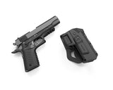 HC11 Active Retention Holster and CC3H Grip & Rail System Combo - Right - recover-tactical-new - 4