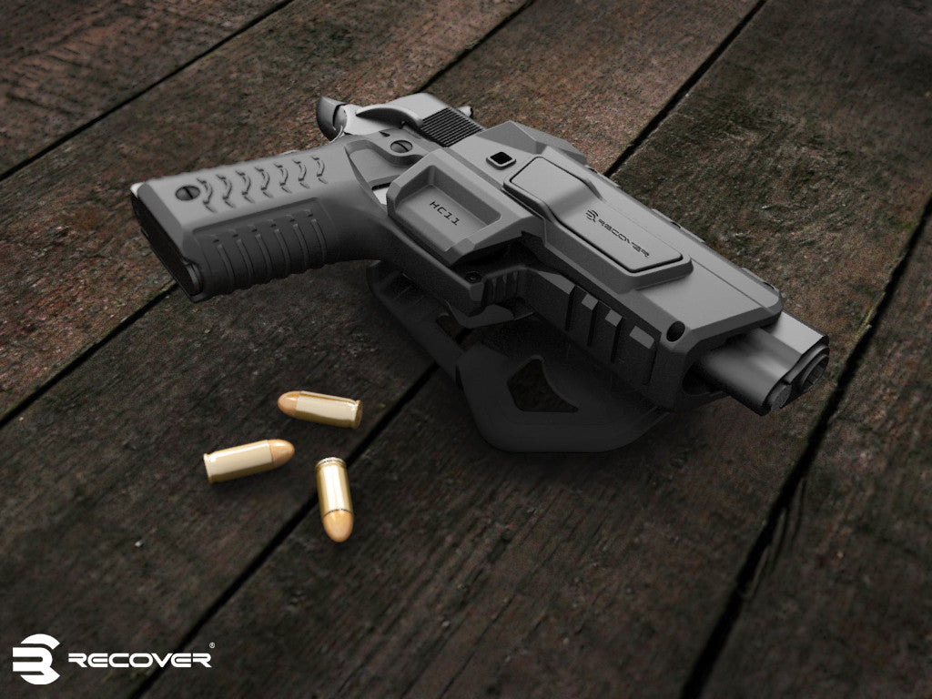 1911 holster and Recover Tactical CC3 1911 Rail Combo – ReCover ...